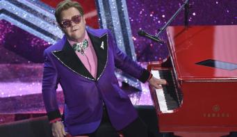 Elton John postpones European shows after hip injury