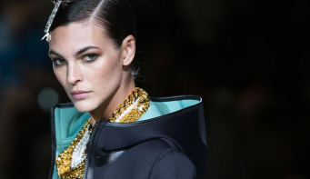 Tom Ford wraps NY Fashion Week with a show of disco glam