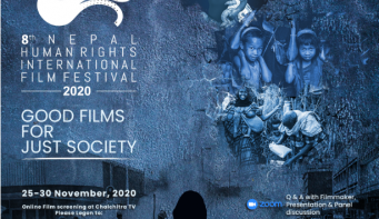 """8th Nepal Human Rights International Film Festival"" kicks off today"