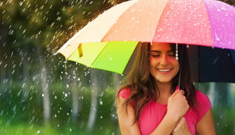 9 Tips to take care of your skin in rainy season