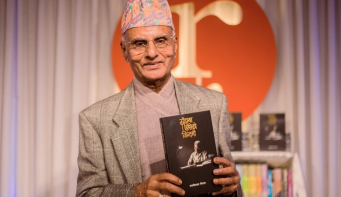 Poet and lyricist Kali Prasad Rijal's biopic launches
