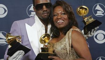 Kanye West living in Atlanta stadium to work on new album