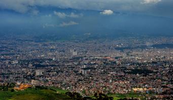 Kathmandu City In My View
