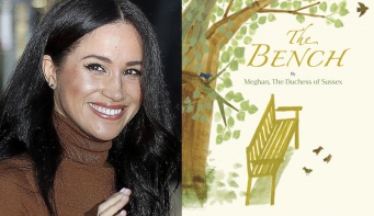 Duchess of Sussex's 'The Bench' celebrates fathers and sons