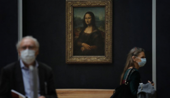Back to grindstone for 'Mona Lisa' at post-lockdown Louvre