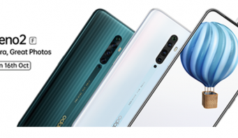 OPPO Reno2F launched in Nepal