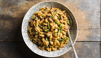 North African spices amp up Italian pasta sauce