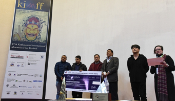 Kathmandu International Film Festival concludes