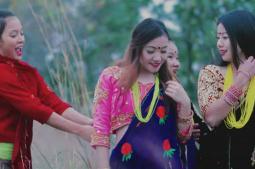Deepa Tamang releases new music video