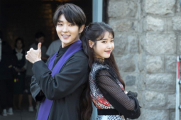"""Hotel Del Luna"" Reveals Sneak Peek Of Lee Joon Gi And IU's Tense Encounter"