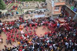 Jyaa Punhi Jatra fun filled procession