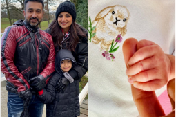 'Junior SSK in the house': Shilpa Shetty, Raj Kundra introduce their baby girl