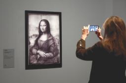 At home of Mona Lisa, a retrospective on da Vinci's life and work