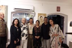 'Amalagam' on display at SAG