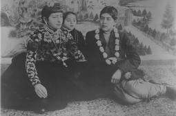 Nostalgia: A family portrait of late king Prithvi Bir Bikram Shah