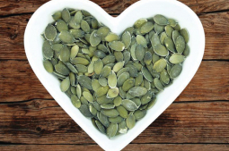 Health benifits of pumpkin seeds