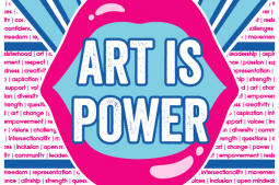 'Art is Power' expression of marginalized girls and boys