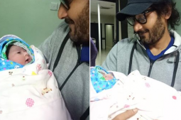 It's a baby girl for versatile actor Bipin Karki