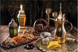 Get the taste of Arab at 'Arabian Souk'