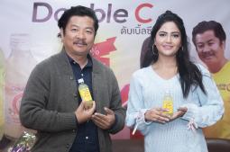 Dayahang Rai drinks 'Vitaman C' for instant refreshment