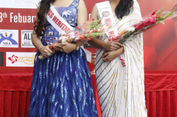 Pranisha and Pranindha all set to represent Nepal in 'Heritage Pageants 2020'