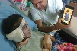 Amitabh Bachhan sends video message to acid attack survivor Muskan