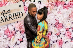 Nicki Minaj, Kenneth Petty hitched!