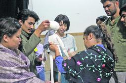 'Puppet Theater Workshop' begins