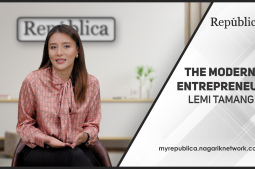 The modern entrepreneur (with video)