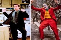 Do you know 'Joker' and 'Chandler' have a connection?