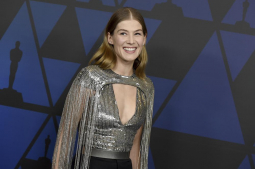 Rosamund Pike to narrate audiobook of 'The Eye of the World'