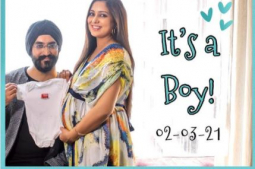 Singer Harshdeep Kaur, husband Mankeet Singh welcome baby boy