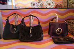 Gucci launches Vault vintage site during Milan Fashion Week