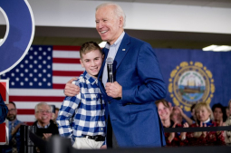 Teen whom Biden befriended as fellow stutterer has book deal