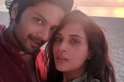 Ali Fazal proposed to Richa Chadha in Maldives, the two to tie the knot in April