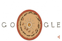 Google Doodle honors Belgian physicist Joseph Plateau on his 218th birthday
