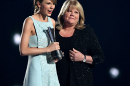 Taylor Swift reveals that her Mom has been diagnosed with a brain tumor
