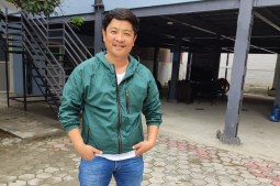 Dayahang Rai appointed as the brand ambassador of NEUFF 2021