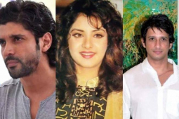 Did you know Farhan, Sharman, Divya Bharti were classmates?