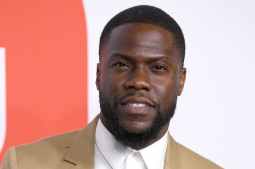 Kevin Hart is back from rehab after car crash
