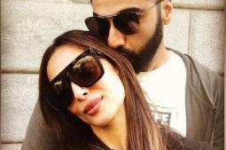 Arjun Kapoor showers love on Malaika on her birthday
