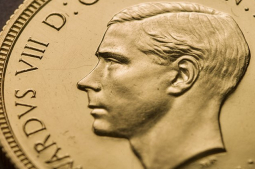 Rare coin of Britain's King Edward VIII fetches record $1.3M