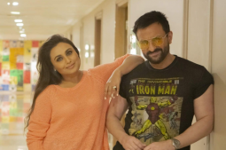 Saif Ali Khan on shaking aleg with Rani Mukerji again