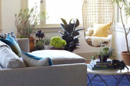 Styling tricks to make a small living room seem bigger