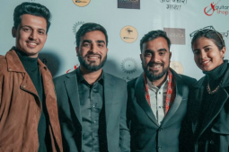 Sushant's 'Ajambari Maya' released on eve of Valentine's Day