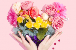 Flowers, worth a gem!