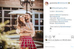 Gauhar Khan, Zaid Darbar to have Christmas wedding