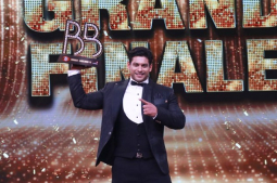 Sidharth Shukla wins 'Bigg Boss 13'