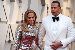 "Celebrity couple J.Lo and A-Rod split because ""we are better as friends"""