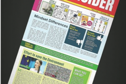 'Kids Insider' fortnightly newspaper releasing soon